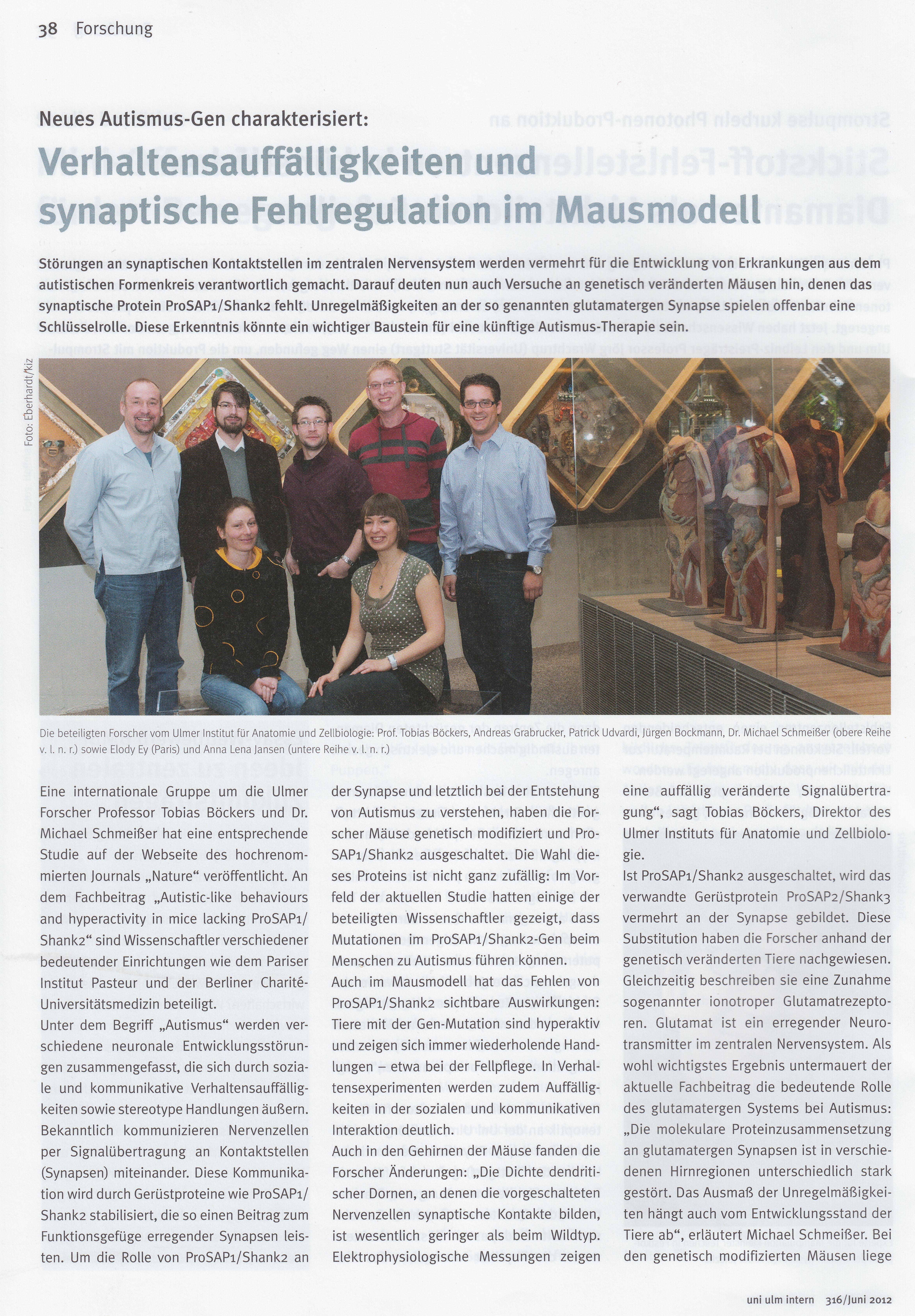Presse - Ulm University