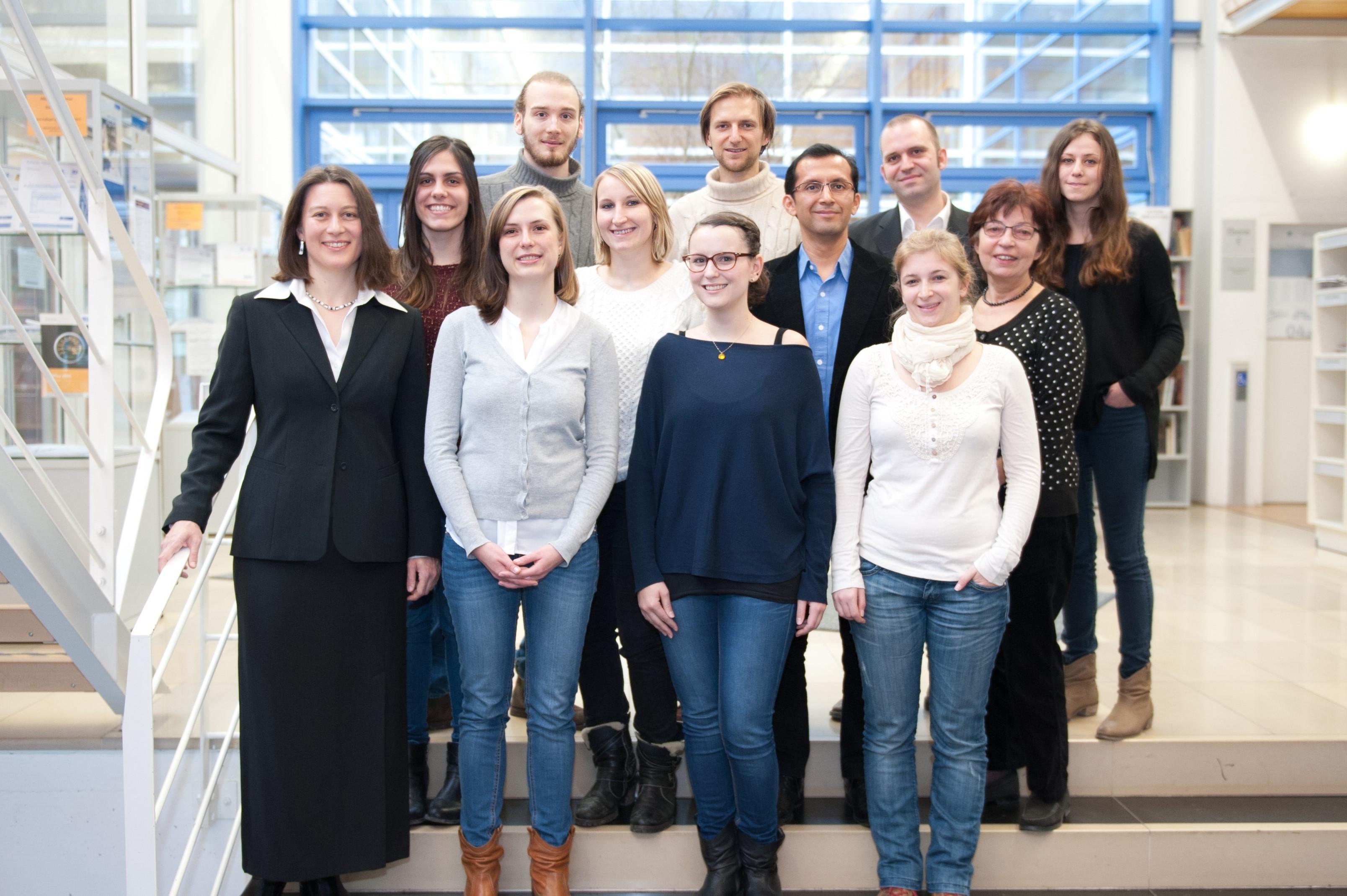 Dept Clinical And Biological Psychology Ulm University Klinische Und Bio Psycho Gruppenfoto Psy Kbio