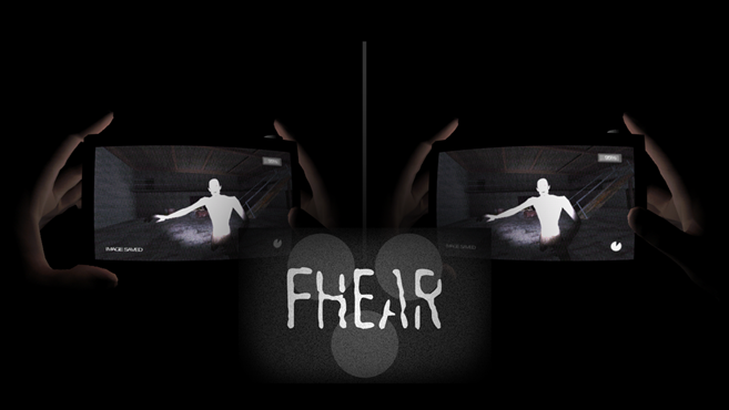 FHEAR - An Audio-Centered Virtual Reality Game