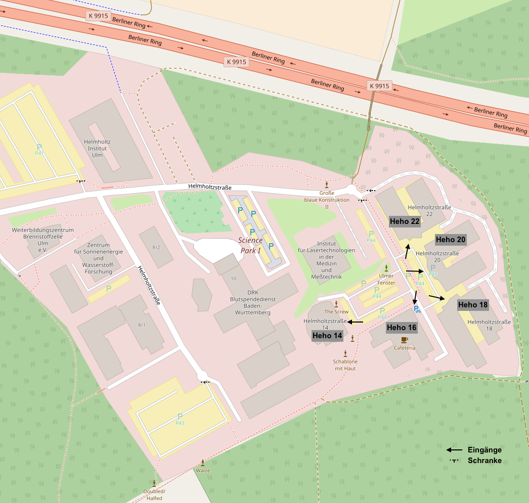 uni ulm campus navigator ulm university. Black Bedroom Furniture Sets. Home Design Ideas