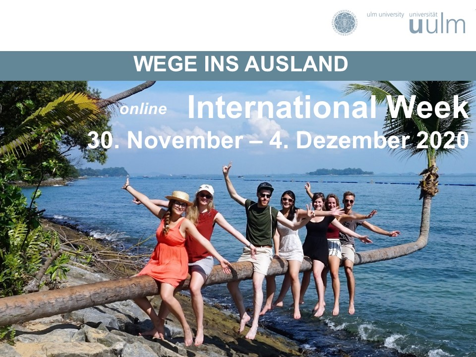 International Week WS 2020
