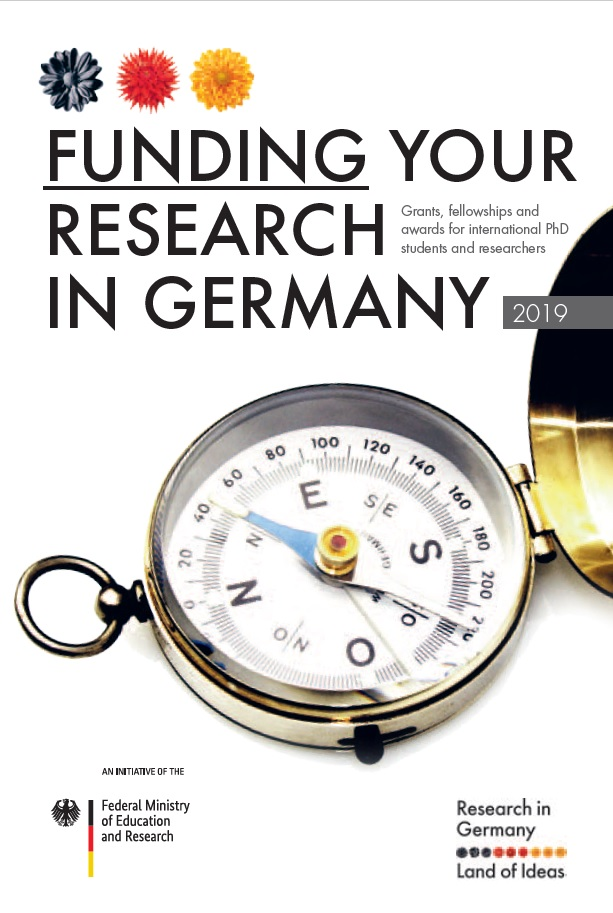 DAAD-Broschüre Funding Your Research in Germany