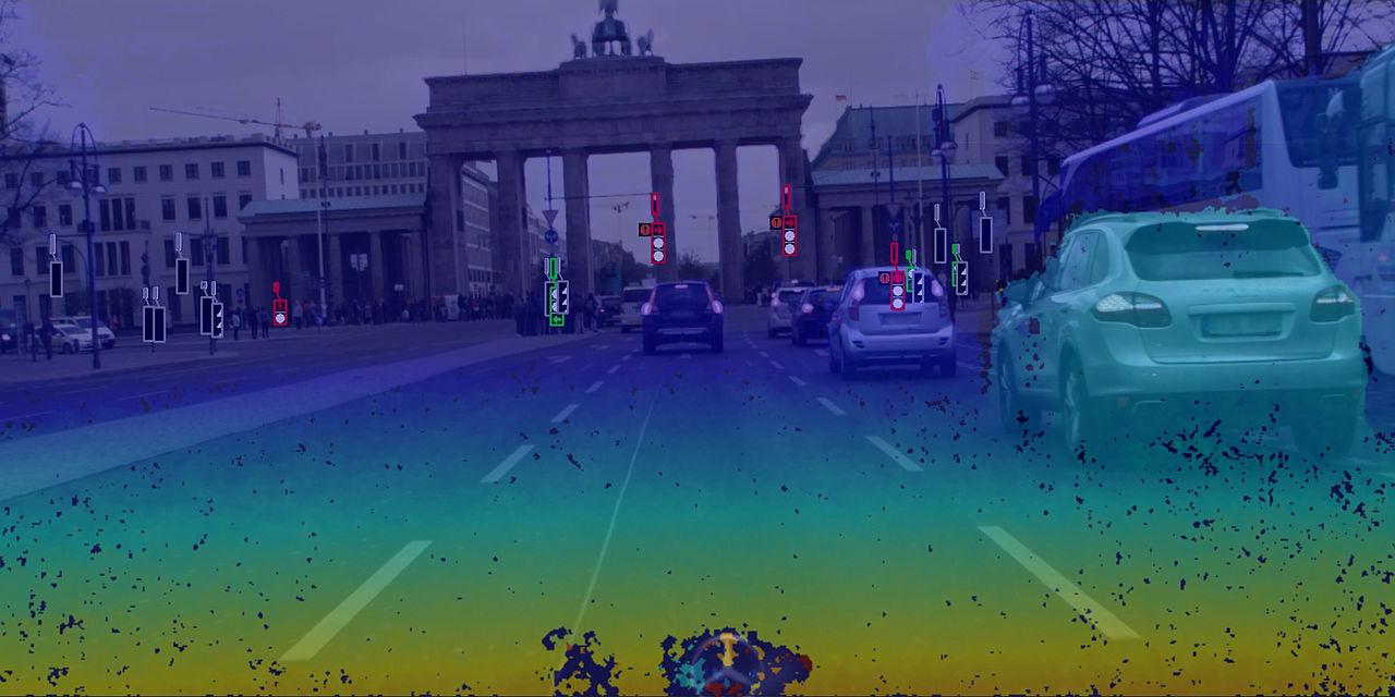 DriveU Traffic Light Dataset - Ulm University