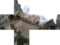 Image: Example output of the panorama image generator