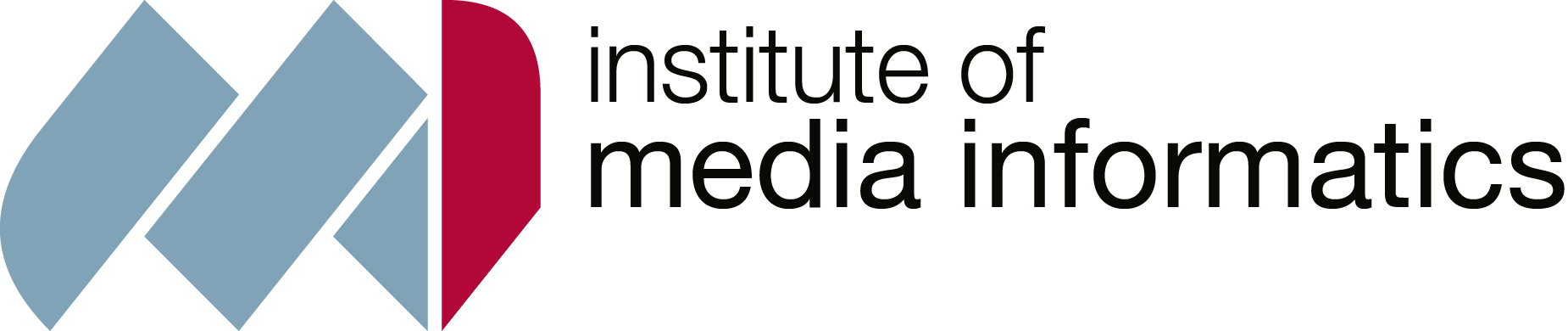 Logo - institute of media informatics, Ulm university