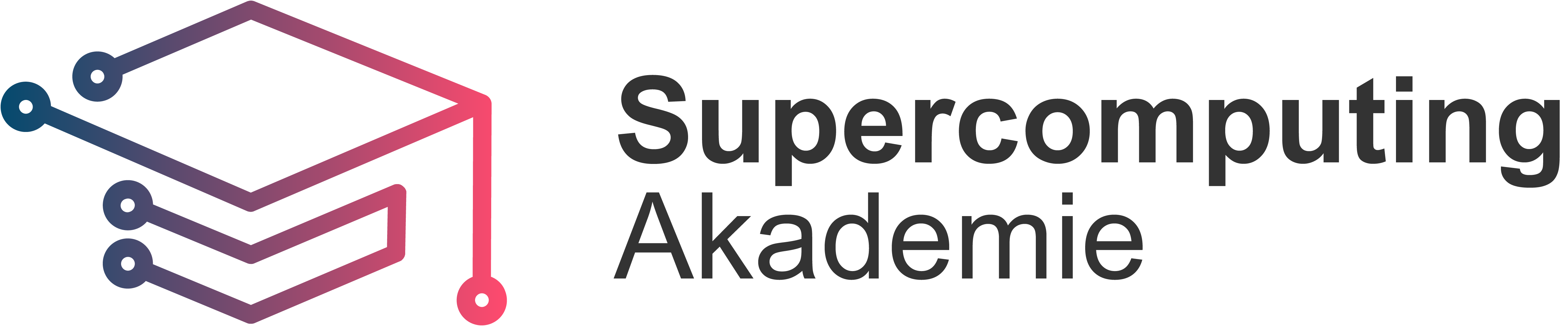 Logo Supercomputing Akademie