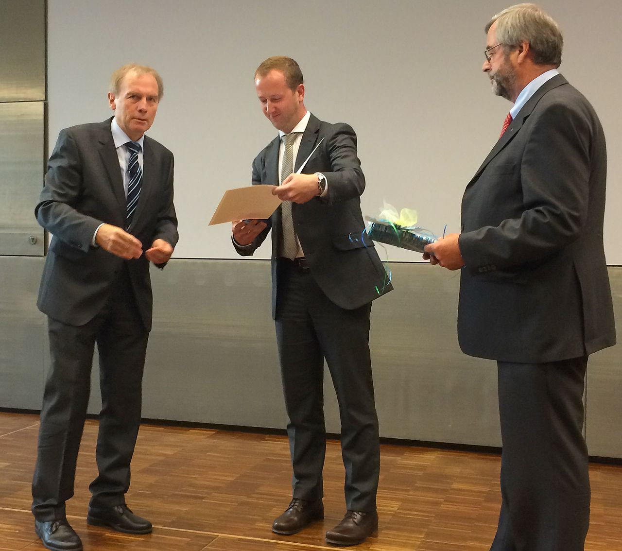 Best doctoral thesis price awarded to Dr. Andrea Tautzenberger