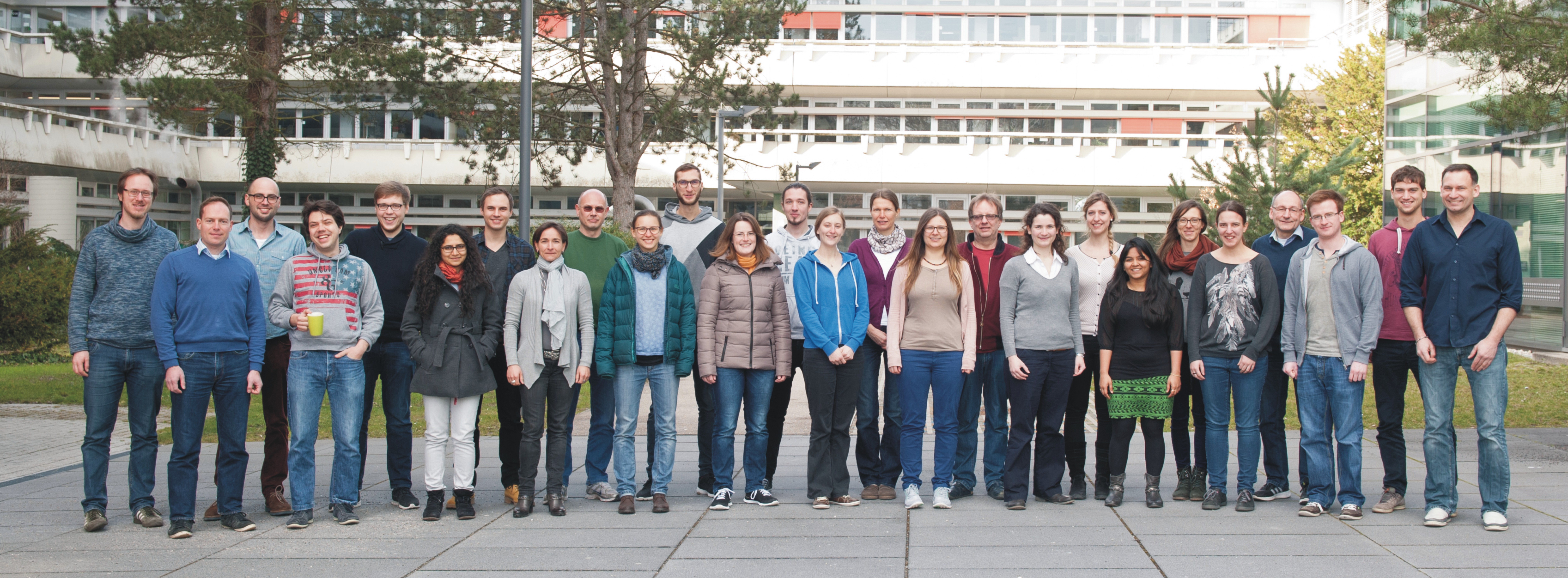 Biophysics Group March 2016