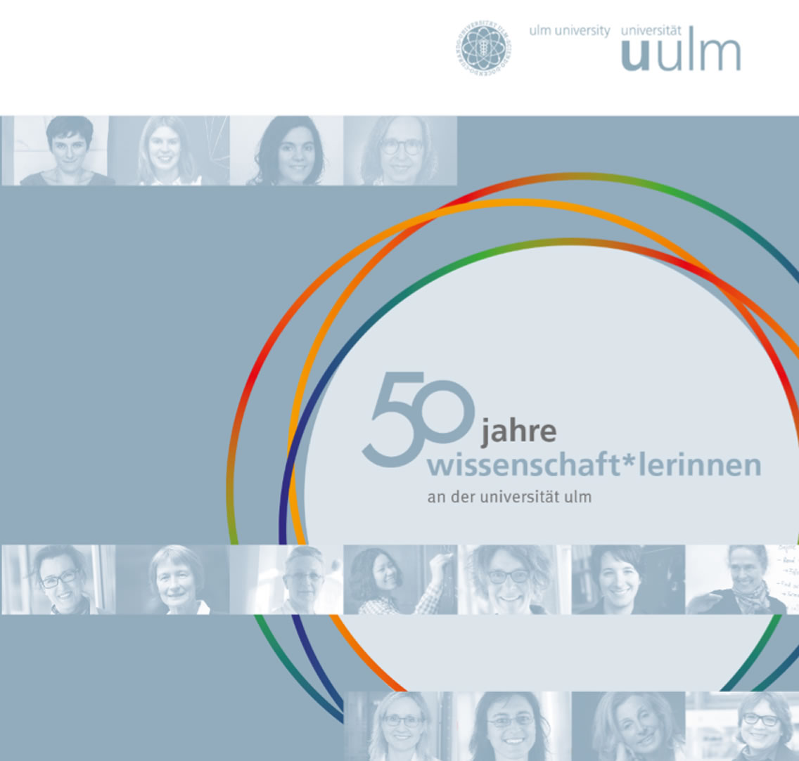 Portrait series: 50 years of female scientists at Ulm University